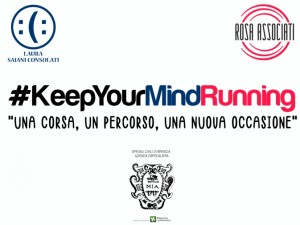 Keep your mind running
