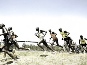 L'uomo che fa correre il Kenia