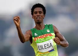Feyisa Lilesa Rio 2016