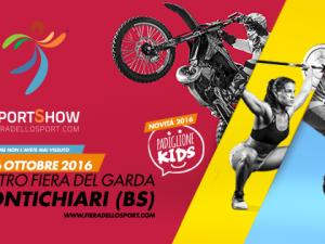 Sport show 2016. Test di VALUTAZIONE promozionali