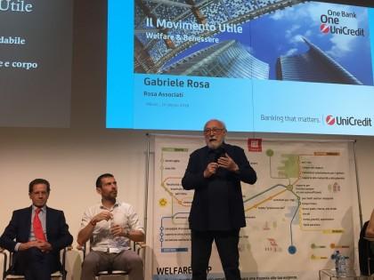 Rosa&Associati partner di Unicredit nel progetto Wellbeing