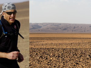 Stefano Miglietti: un avventura di 550 km attraverso i deserti di M'Hamid el Ghizlane
