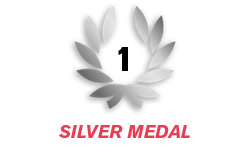 rosa-associati-doha-2019-silver-medal