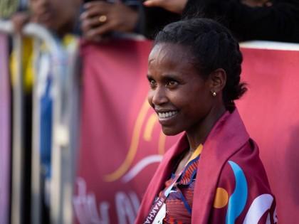 Record del mondo femminile per Rosa Associati nella mezza maratona