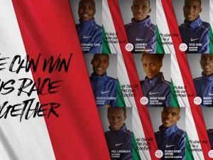 La campagna degli atleti Rosa Associati a sostegno dell'Italia