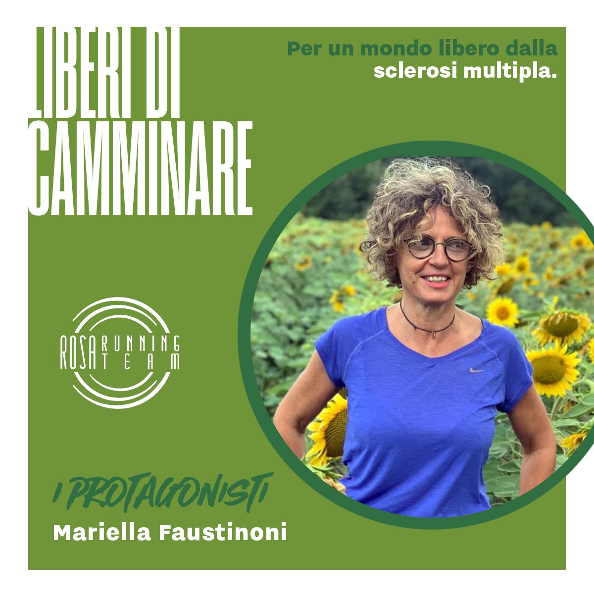 21L 2020 - Liberi di camminare - Mariella Faustinoni